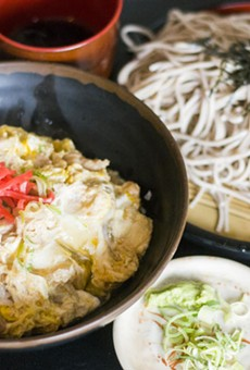 Review: Novi's Fumi is an old-school izakaya