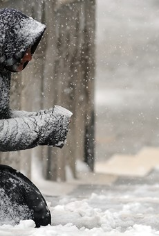 Here's a list of Detroit-area shelters providing warmth during the polar vortex