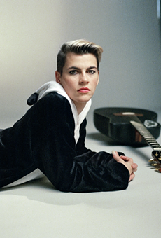 'Guitar god' Kaki King will perform with the DSO string ensemble at the Cube