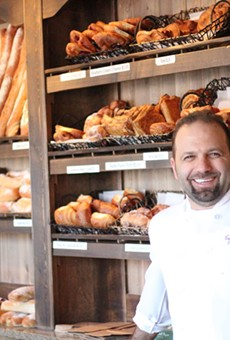 Chef Matt Knio.