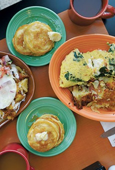 A dozen spots in Detroit for a greasy, no-fuss Detroit breakfast