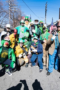 We're seeing green — 61st Annual Detroit St. Patrick's Parade will spread luck this weekend