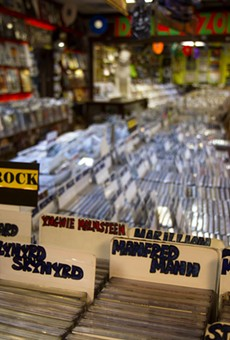 These Michigan record stores are still thriving in the age of digital music