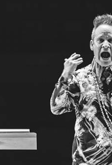 Peter Sellars will bring the drama to his Penny Stamps talk at Michigan Theater