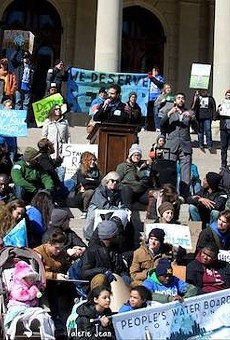 MI voices waiting to be heard on World Water Day