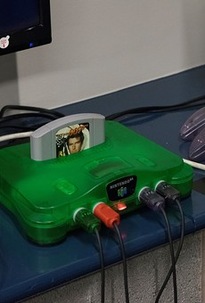 A nostalgic event with Nintendo 64 and early-2000s R&B will be held at Artist Village Detroit