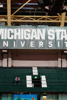 Sports fans, do not use Larry Nassar to heckle MSU