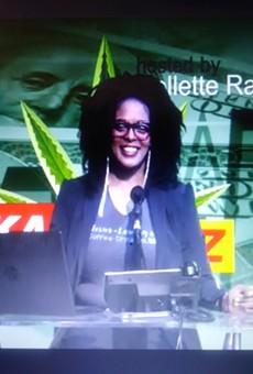 Detroit native fights marijuana stigma with Kanna Biz TV