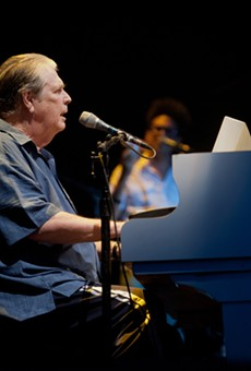 Smile — Brian Wilson and the Zombies will perform at Detroit's Masonic Temple