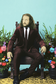 My Morning Jacket's Jim James will resist evil urges at Royal Oak Music Theatre