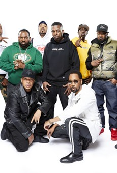 Wu-Tang Clan celebrates 25 years of '36 Chambers' at Michigan Lottery Amphitheater at Freedom Hill