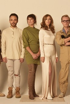 Lake Street Dive gets by with a little help from their friends — themselves