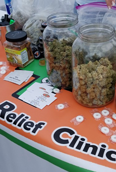 You can now go to High Times Cannabis Cup without a medical marijuana card
