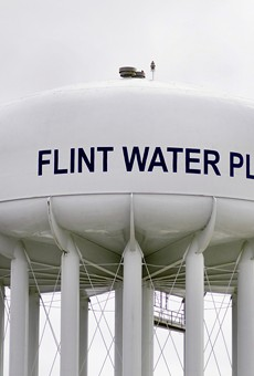 Flint Water Plant.