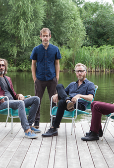 The National supports new soaring, female-driven record at the Hill Auditorium