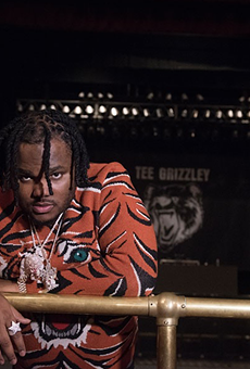 Detroit's Tee Grizzley will serve 'Scriptures' at the Crofoot