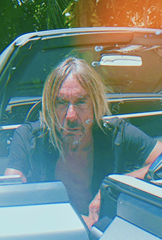 Iggy Pop announces new 'somber' record, 'Free,' due out in September