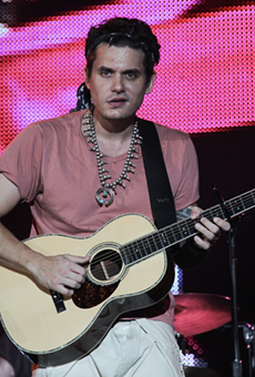 John Mayer is coming to Detroit's Little Caesars Arena