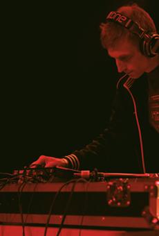 Local DJ Evan Glicker, aka Satta Don Dada.