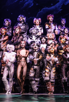 'Cats,' the musical nobody asked for, claws its way through Detroit's Fisher Theatre