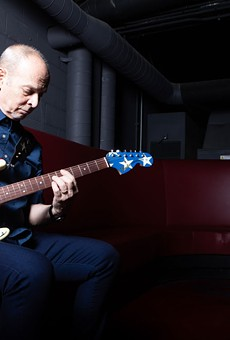 Detroit's prodigal son, Wayne Kramer, returns with MC50 performance at Saint Andrew's Hall
