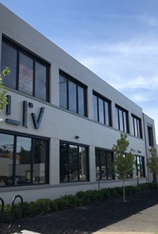 LIV Ferndale is a new marijuana provisioning center that opens its doors next week. Ferndale permits marijuana businesses, unlike more than 770 other Michigan municipalities that have banned it.