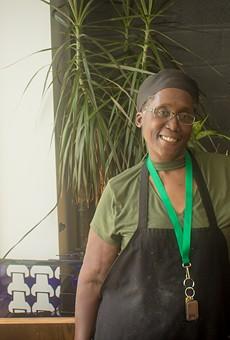 "Harriette Brown, aka ""Chef Bee."""