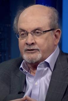 Award-winning author Salman Rushdie visits Ann Arbor with a fresh take on 'Don Quixote'