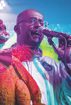 Eccentric puppeteer and 'Tim & Eric' wildcard David Liebe Hart will do whatever he does at Detroit's Sanctuary