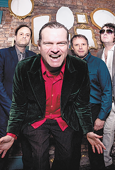 Detroit's Electric 6 celebrate 20 years of high-voltage jams at Small's