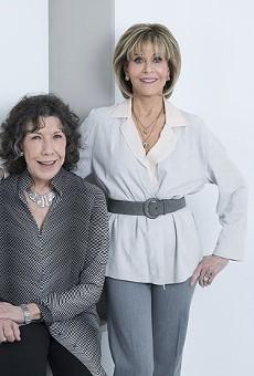 #BFFGoals Lily Tomlin and Jane Fonda.