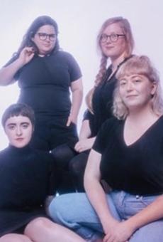 Detroit's Soviet Girls, Junk Food Junkies, Prude Boys head to Trumbullplex with Lisa Prank