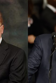Warren Mayor Jim Fouts has a mouth as filthy as President Donald Trump's.