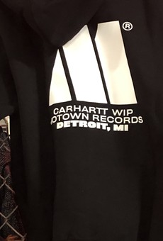 The limited-edition Carhartt x Motown line quickly sold out at its Detroit launch party