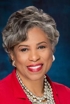 U.S. Rep. Brenda Lawrence.