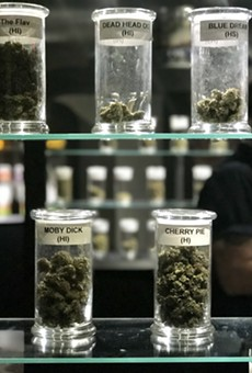 Recreational pot prices are high in Michigan's legal market