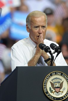 Joe Biden = John Kerry?