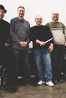 The Polka Floyd Show is, you guessed it, a polka-infused Pink Floyd cover band — and they're performing at Otus Supply