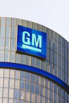 General Motors headquarters.