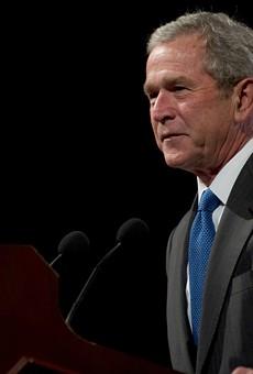 This again? George W. Bush.