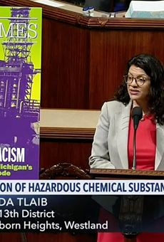 Rep. Tlaib tackles environmental racism in PFAS cleanup bill