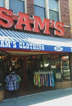 Sam's Basic Clothing, Ann Arbor