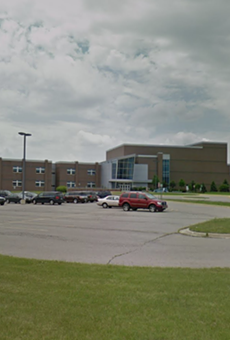 Saline High School.