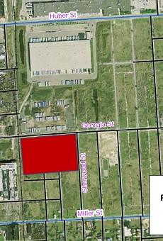 US Ecology property area.