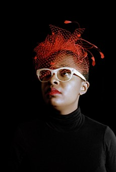 Award-winning jazz vocalist Cécile McLorin Salvant to perform in Ann Arbor with pianist Aaron Diehl
