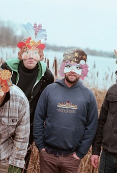Beekeepers celebrate the release of their second album