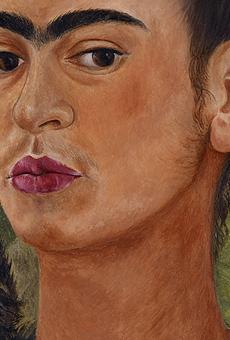 Frida Kahlo and Salvador Dalí make things weird at DIA