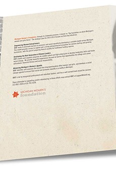 Brochure about Detroit's untested rape kits wins best of show at annual ad awards