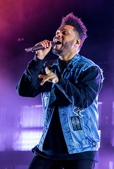 Notable sadboi The Weeknd is coming to Detroit this summer