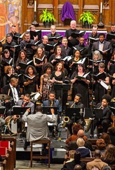 'Sacred Jazz' inspired by Duke Ellington